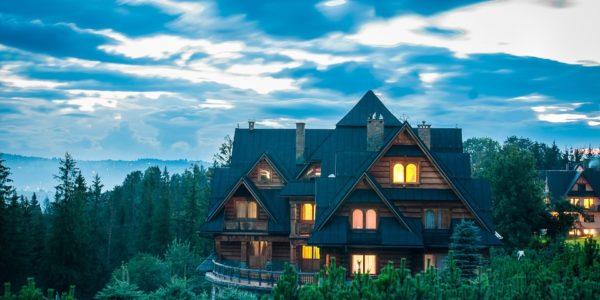 Zakopane - domek w górach